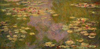 Nymhéas (1919) Monet