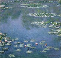 Nympheas (1906) Monet