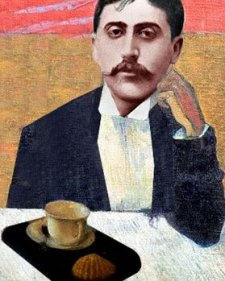 Proust y la magdalena