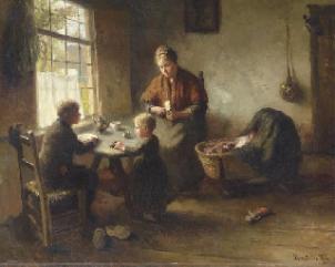Bernard de Hoog - La hora de la comida