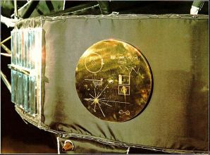 Golden Disc Voyager