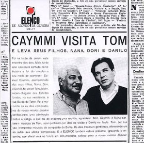 Caymmi+Visita+Tom