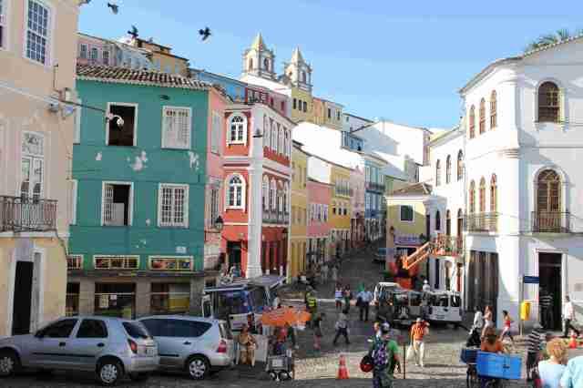 San Salvador da Bahia