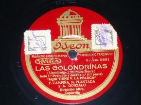 Odeón - Las Golondrinas