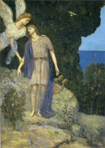 Orfeo (Pierre Puvis de Chavannes)