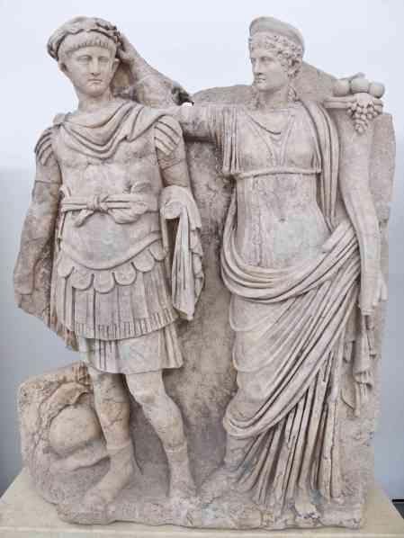 Agripina y Nerón