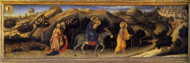 - 1423 Huida a Egipto (Gentile_da_Fabriano) (1423)b