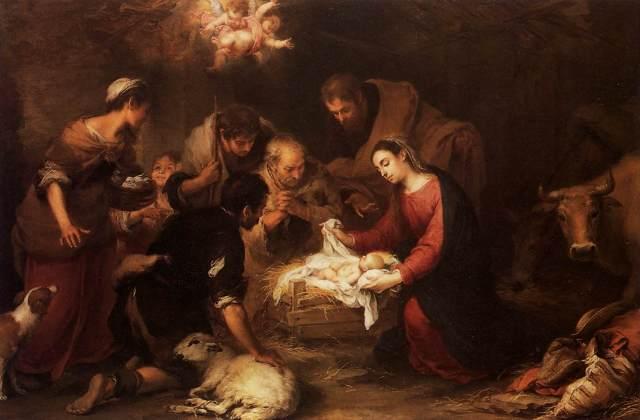 Adoracion de los pastores (Murillo)