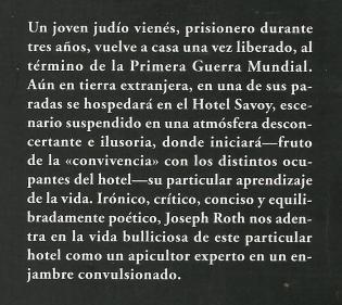 Hotel Savoy -b
