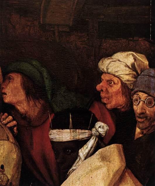 La adoración de los Reyes (Peter Brueghel El Viejo) (1564) 4