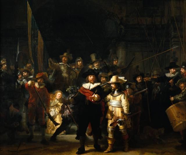 La ronda de noche (Rembrandt)