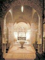 Iglesia de las Santas Teuteria y Tosca