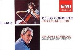 Elgar -  Cello Concerto  (du Pre, Barbirolli, LSO)