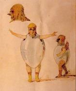 Hartmann - Esbozo para el ballet Trilby
