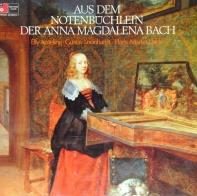 El pequeño libro de Ana Magdalena Bach