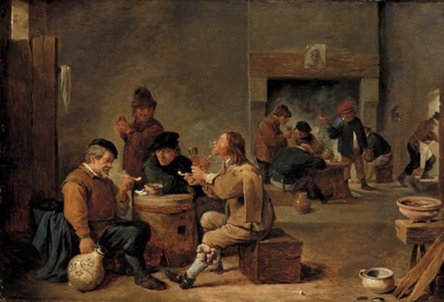 Escena de taberna (c.1639-1640)