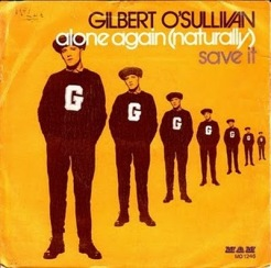 Gilbert OSullivan Alone Again