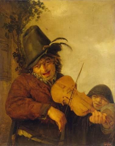Musico ambulante
