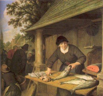 La pescadera