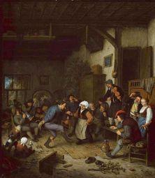 De fiesta en una posada