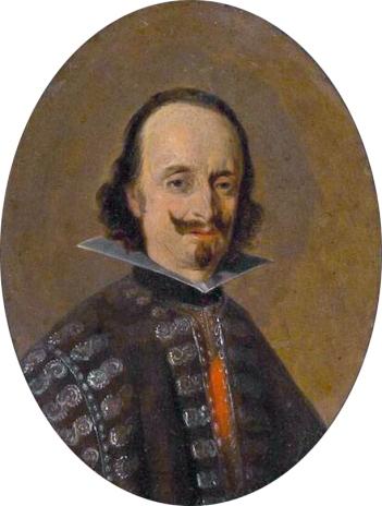 Don Caspar de Bracamonte y Guzman, count of Peñeranda