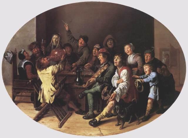 El rey bebe (1636-37)