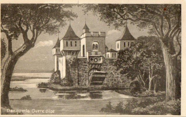 El viejo castillo de Gurre