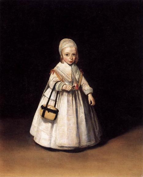 Helena van der Schalcke de niña (1644)