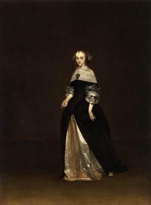 Retrato de Catarina van Leunink