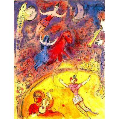 Circo (Marc Chagall)
