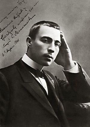 Rachmaninoff,1906