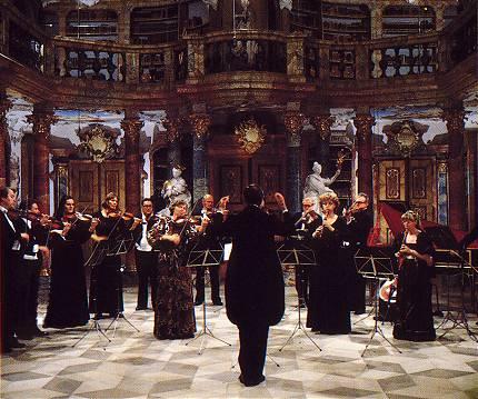 Concentus Music Wien. Harnoncourt
