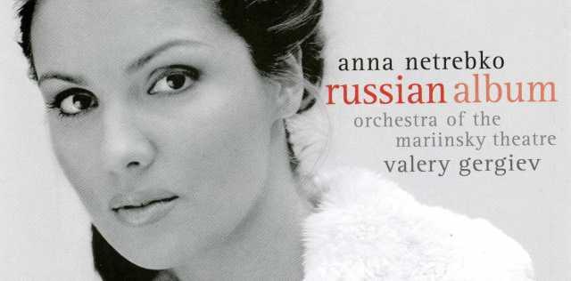 Netrebko - Canciones rusas