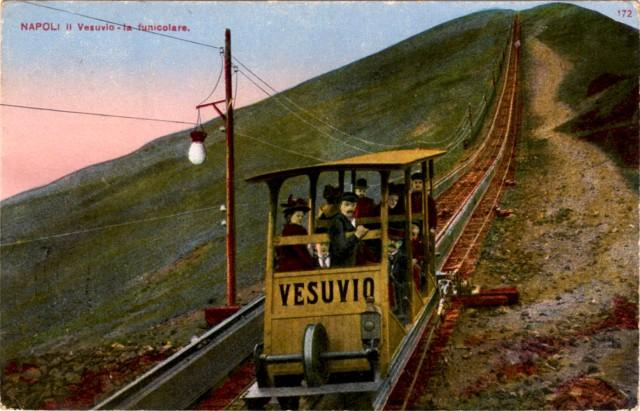 Funicular Vesubio