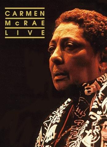 Carmen McRae 1986
