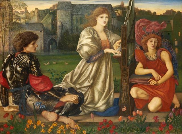 Chant d'Amour (Edward Burne-Jones)