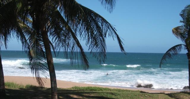 Itapuã Beach - Salvador da Bahía, Brazil, 22.11.2011