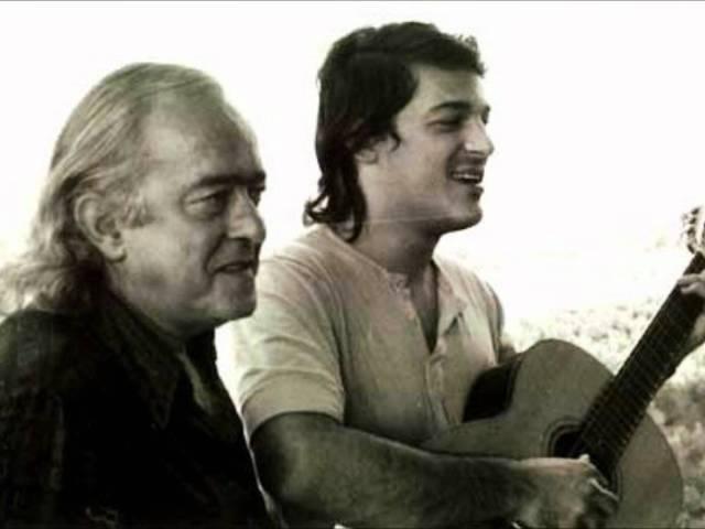 Vinicius de Moraes y Toquinho
