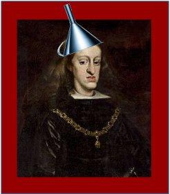 Carlos II El imbuido