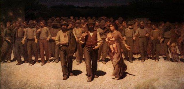 El cuarto estado (El camino de los trabajadores)