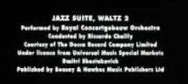 Jazz Suite Eyes Wide Shut