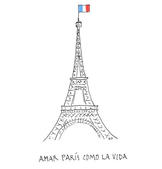 Amar Paris como la vida (Ros)