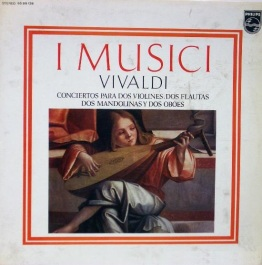 Vivaldi I Musici Mandolinas