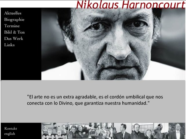 Harnoncourt