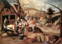 Otoño (Abel Grimmer, 1607)