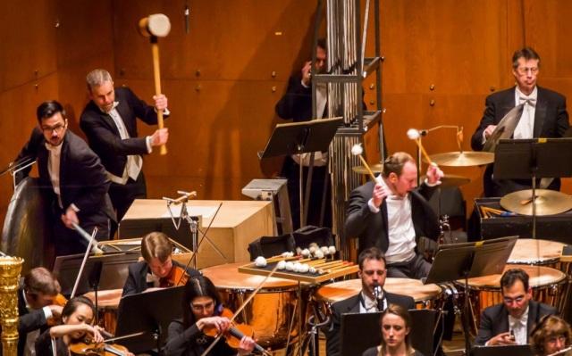 Mahler 6 martillo