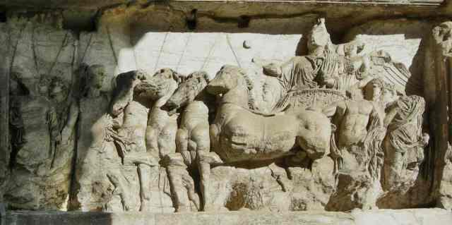 Arch_of_titus_-_imperial_cortege