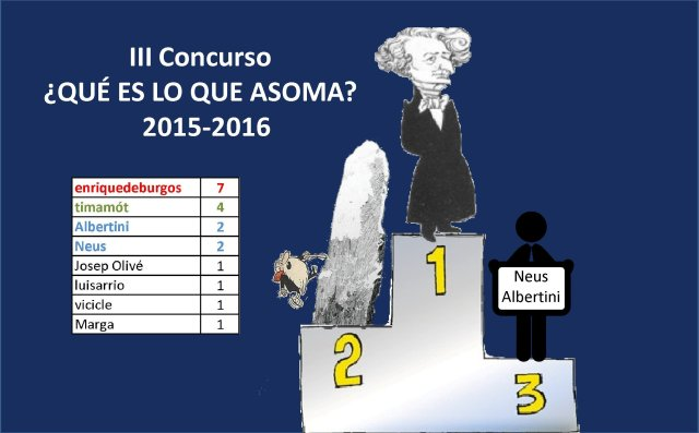 ganadores-del-que es lo que asoma 2015-16