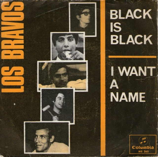 los_bravos-black_is_black