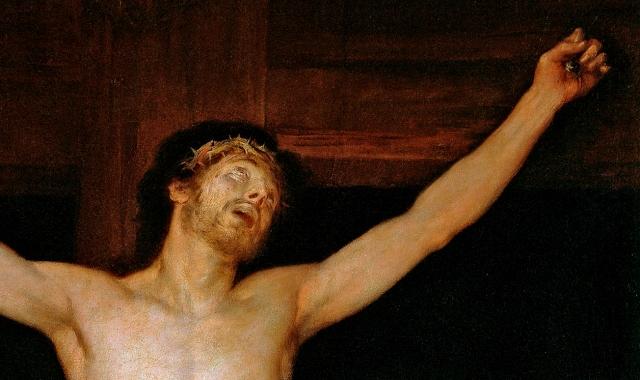 Cristo en la cruz (Goya)